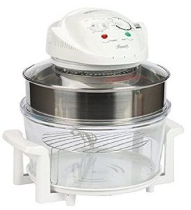 infrared-halogen-convection-oven