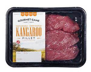 kangaroo-meat
